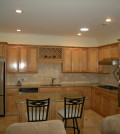 Davidson Town Home Kitchen
