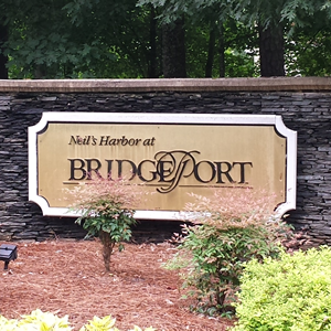 Bridgeport Lake Norman Neighborhood
