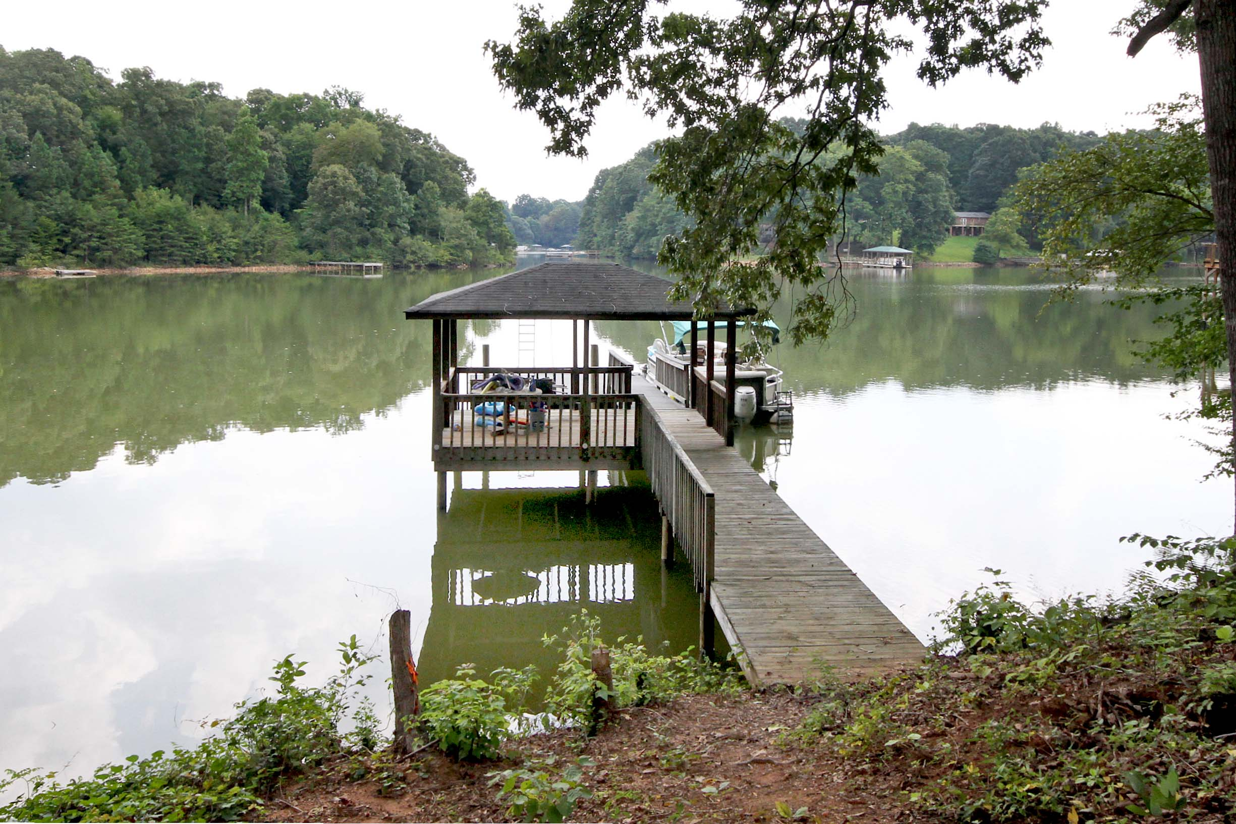 Lake Norman Waterfront Homes For Sale – Lake views from